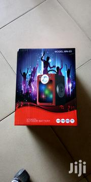 Mn Portable Speaker | Audio & Music Equipment for sale in Greater Accra, Achimota