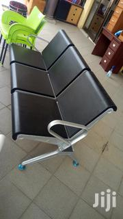 Nice Three In One Waiting Chair | Furniture for sale in Greater Accra, North Kaneshie