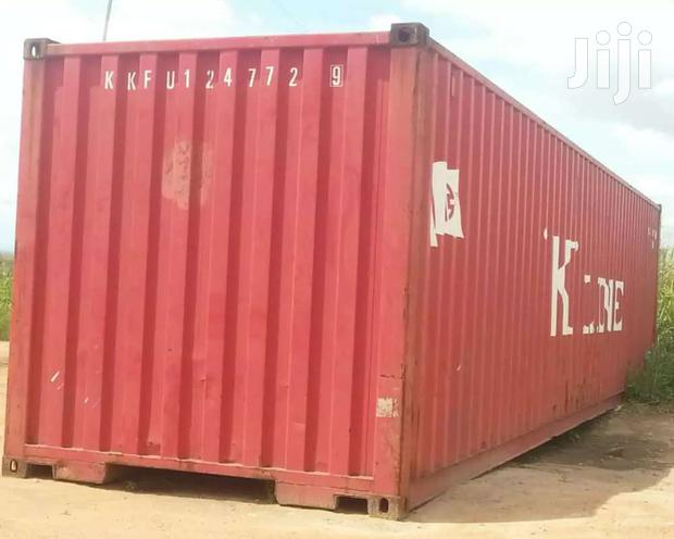 Archive: 40 Foot Foreign Container