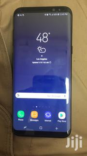 Samsung Galaxy S8 Plus Black 64 GB   Mobile Phones for sale in Greater Accra, Ga West Municipal