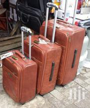 Leather Suitcase | Bags for sale in Greater Accra, Kwashieman
