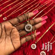 Alphabet/Initial Necklaces | Jewelry for sale in Greater Accra, Teshie-Nungua Estates