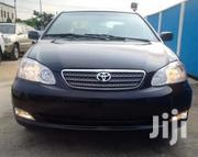 Toyota Corolla 2006 LE Black | Cars for sale in Greater Accra, Tema Metropolitan