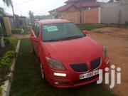 Pontiac Vibe 2004 Automatic Red | Cars for sale in Greater Accra, Achimota