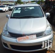 Nissan Versa 2008 1.8 S Hatch Silver | Cars for sale in Greater Accra, Ga West Municipal