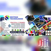 Get Good Looking Graphic Design Printing Of Flyers Posters Banners Etc   Automotive Services for sale in Ashanti, Kumasi Metropolitan