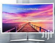 Samsung 32 Inches FHD IPS Curve Monitor | Computer Monitors for sale in Greater Accra, North Kaneshie