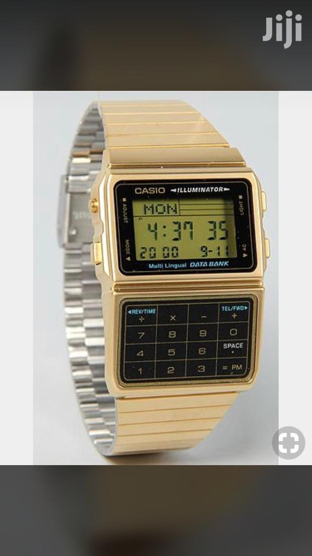 Archive: Casio Watch