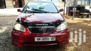 Toyota Corolla 2008 1.6 VVT-i Red | Cars for sale in Brong Ahafo, Nkoranza South