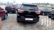 Toyota Highlander 2016 LE V6 4x2 (3.5L 6cyl 6A) Black   Cars for sale in Greater Accra, Accra Metropolitan