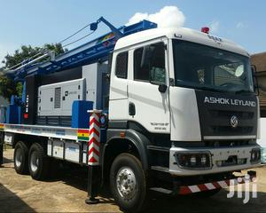 Brand New Ashok Leyland Borehole Drilling Vehicle With Machine.