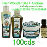 Hair Wonder Set With Andrea Oil | Hair Beauty for sale in Ashanti, Kumasi Metropolitan