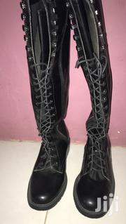 Knee Length Combat/Military Boots | Shoes for sale in Greater Accra, Nungua East
