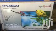 Nasco 43 Inches Fhd Digital Satellite LED TV | TV & DVD Equipment for sale in Greater Accra, Accra Metropolitan