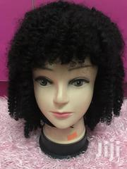French Cut Curly Short Hair Wig Cap | Hair Beauty for sale in Greater Accra, Airport Residential Area
