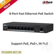 Dahua 8 Port Poe Switch | Networking Products for sale in Greater Accra, Dzorwulu