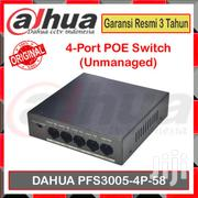 Dahua 4 Port Poe Switch | Computer Accessories  for sale in Greater Accra, Dzorwulu