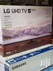 LG 49 Inches Uhd 4K Tv | TV & DVD Equipment for sale in Greater Accra, Accra Metropolitan