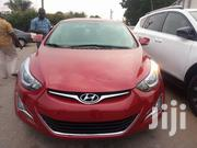 Hyundai Elantra 2016 Red | Cars for sale in Greater Accra, Tesano