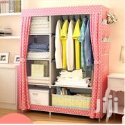 Double Pink Wardrobe | Furniture for sale in Greater Accra, Kotobabi