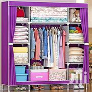 Purple Triple Wardrobe | Furniture for sale in Greater Accra, Kotobabi