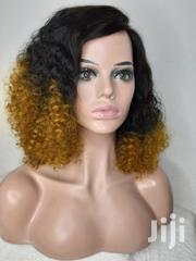 Ombre Black And Gold Wig.   Hair Beauty for sale in Greater Accra, Dansoman