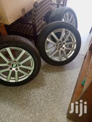 A Set Of Rims And Tyres | Vehicle Parts & Accessories for sale in Greater Accra, Adenta Municipal