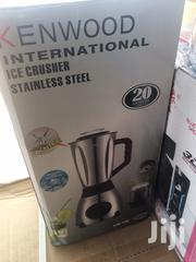 Kenwood Blender (Stainless) | Kitchen Appliances for sale in Greater Accra, East Legon