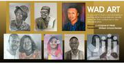 Portraits Pencil Drawing And Painting Art Works | Arts & Crafts for sale in Greater Accra, Tesano