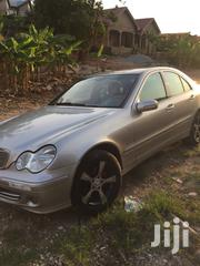 Mercedes-Benz C180 2003 Silver | Cars for sale in Ashanti, Kumasi Metropolitan