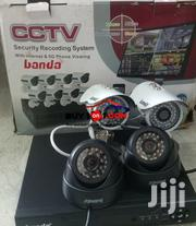 """4channels Cctv Camera""""S With Phone Viewing 