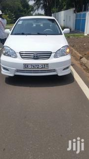 Toyota Corolla 2007 1.8 VVTL-i TS White | Cars for sale in Greater Accra, Achimota