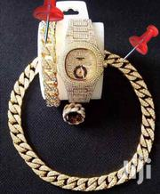 Cuban Chain Set | Jewelry for sale in Greater Accra, East Legon
