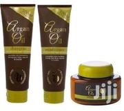 Argan Oil Conditioner, Shampoo And Masque | Hair Beauty for sale in Greater Accra, Tema Metropolitan