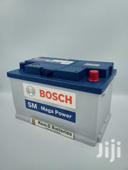 Bosch Car Battery + Free Fast Delivery 12 Volts 54ah | Vehicle Parts & Accessories for sale in Greater Accra, Darkuman