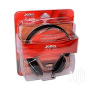 Jedel JD808 Overear Headphone Black | Computer Accessories  for sale in Greater Accra, Apenkwa