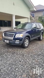 Ford Explorer 2002 4.0 Blue | Cars for sale in Greater Accra, Tema Metropolitan