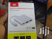 Type-c To HDMI Multiport Adapter | Computer Accessories  for sale in Greater Accra, Accra Metropolitan