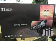 ACER 28 Inches Moniteur 3840 X 2160 Resolution 4K | Computer Monitors for sale in Greater Accra, Darkuman