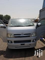 Toyota Hiace White | Buses & Microbuses for sale in Greater Accra, North Ridge