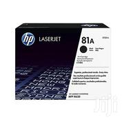 CF281A 81A Laserjet Toner Cartridge - Black | Computer Accessories  for sale in Greater Accra, Accra Metropolitan