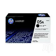 HP 05A CE505A Laserjet Toner Cartridge - Black | Computer Accessories  for sale in Greater Accra, Accra Metropolitan