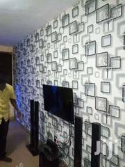 Christmas 3D Wall Paper On Cheep Price. | Home Accessories for sale in Greater Accra, East Legon