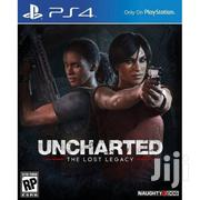 Ps4 Uncharted Lost Legacy Digital | Video Games for sale in Greater Accra, Teshie new Town