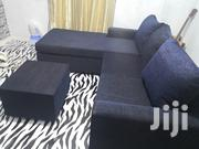Italian L Shape Sofa Free Delivery | Furniture for sale in Greater Accra, Dansoman