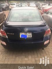 Honda Accord 2009 2.4 Blue | Cars for sale in Greater Accra, East Legon
