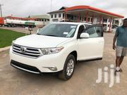 Toyota Highlander 2012 White | Cars for sale in Ashanti, Kumasi Metropolitan