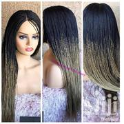 Closure Micro Braids Wig | Hair Beauty for sale in Greater Accra, East Legon