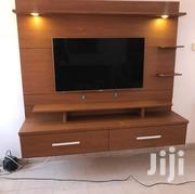 Wooden Wall Mount for TV | Furniture for sale in Greater Accra, East Legon
