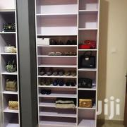 Raw Wite Shoe Rack And Bag Rack | Furniture for sale in Greater Accra, East Legon